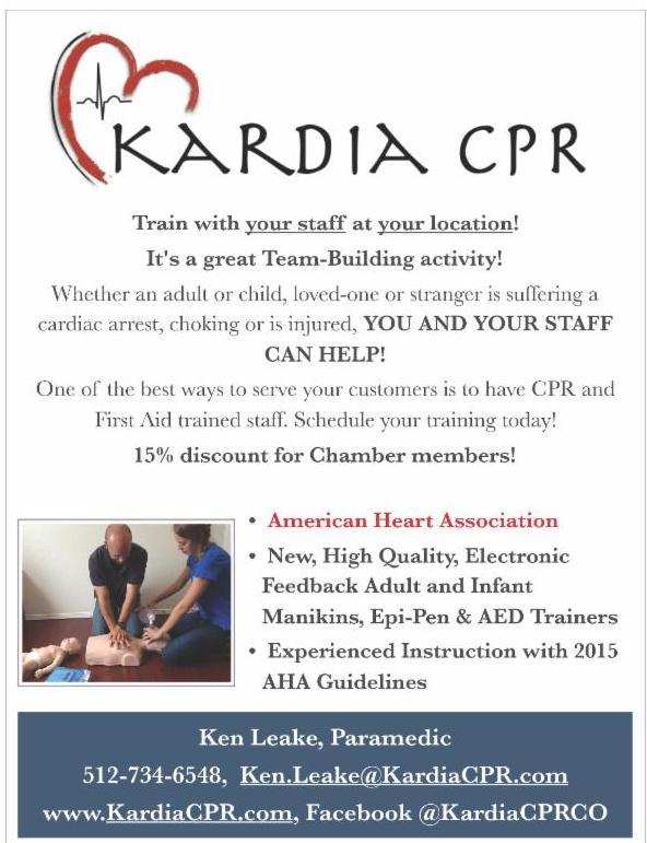 Kardia CPR