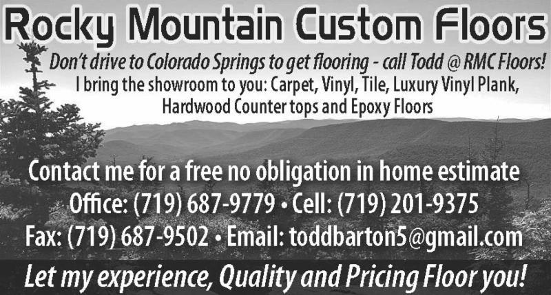 Rocky Mountain Floor