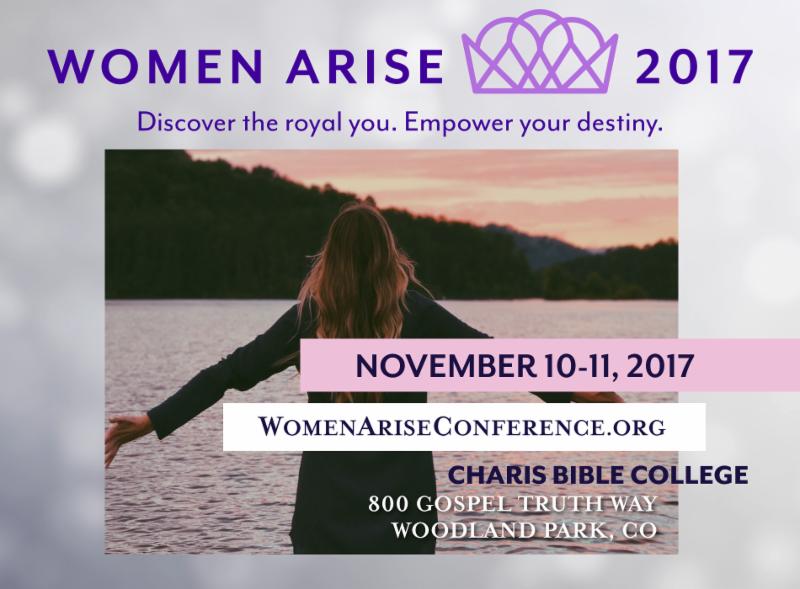 Women Arise at Charis