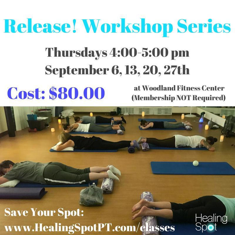 Release! Workshop Sept