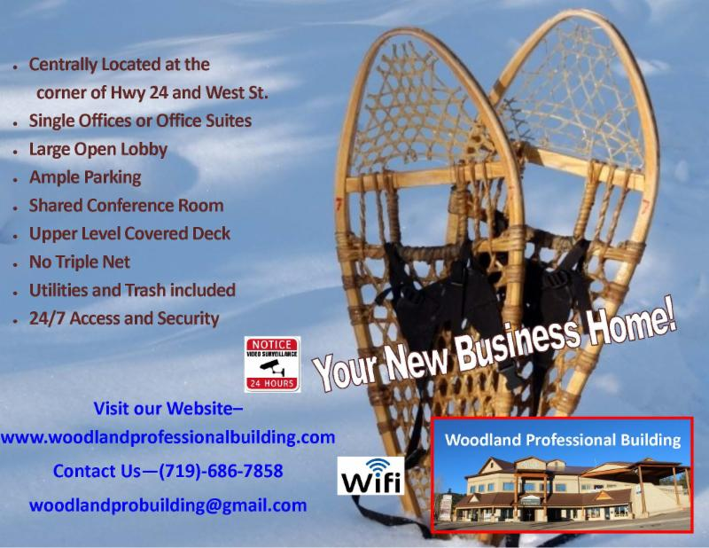 Woodland Park Professional Building