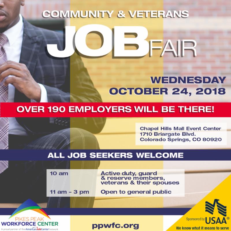 Fall Job Fair 2018