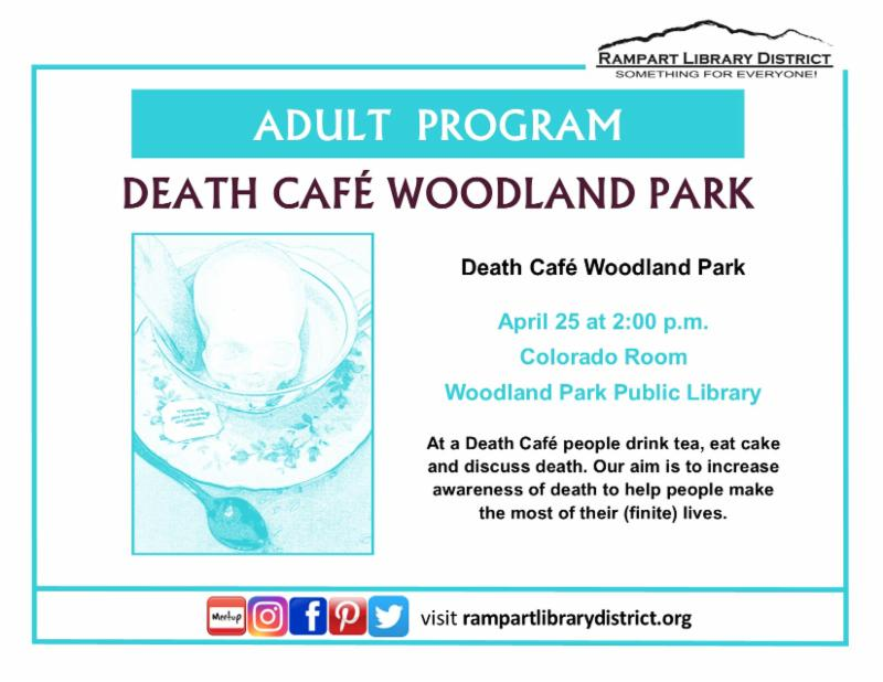 Library Death Cafe