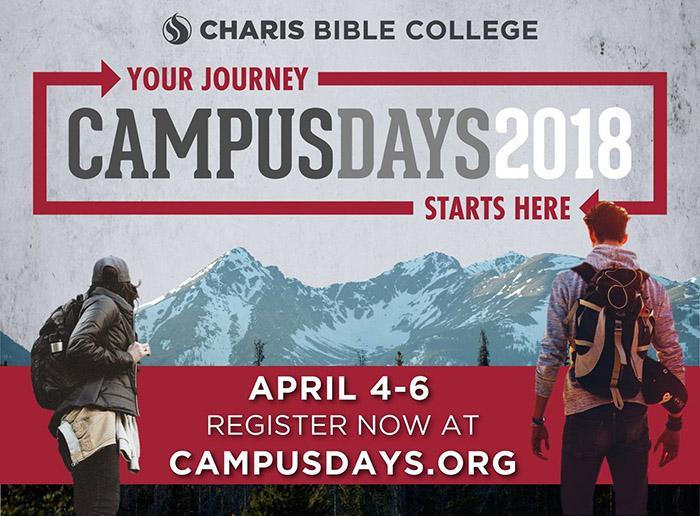 Charis Campus Days