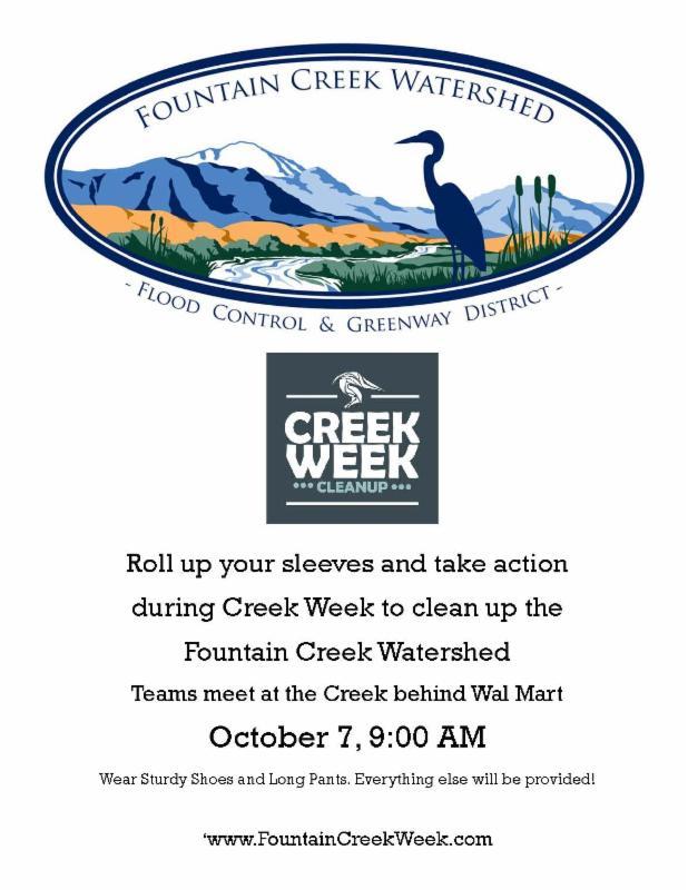Creek Week
