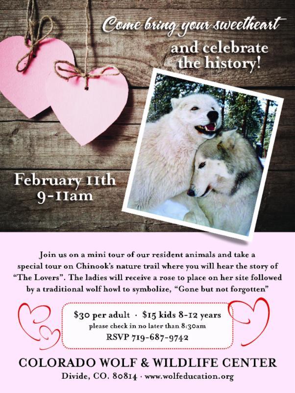Wolf Valentines