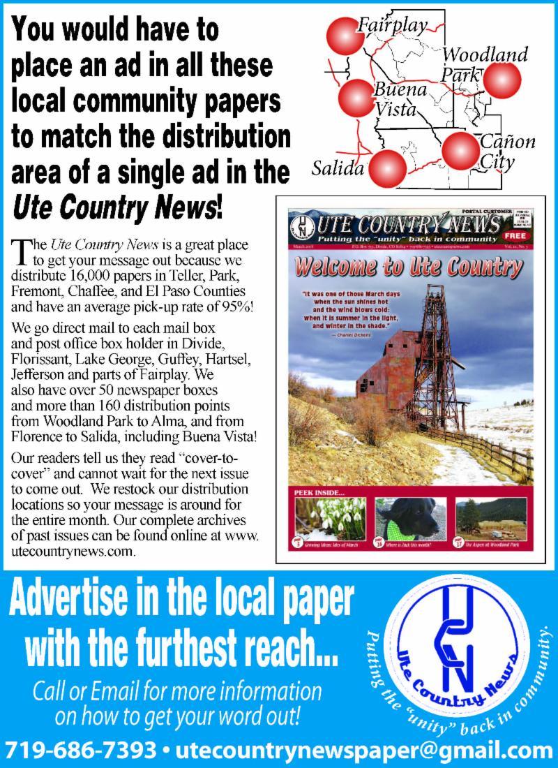 Ute Country News