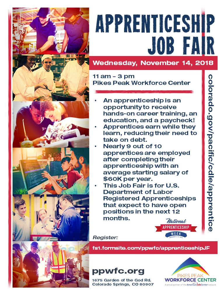 Apprenticeship Job Fair