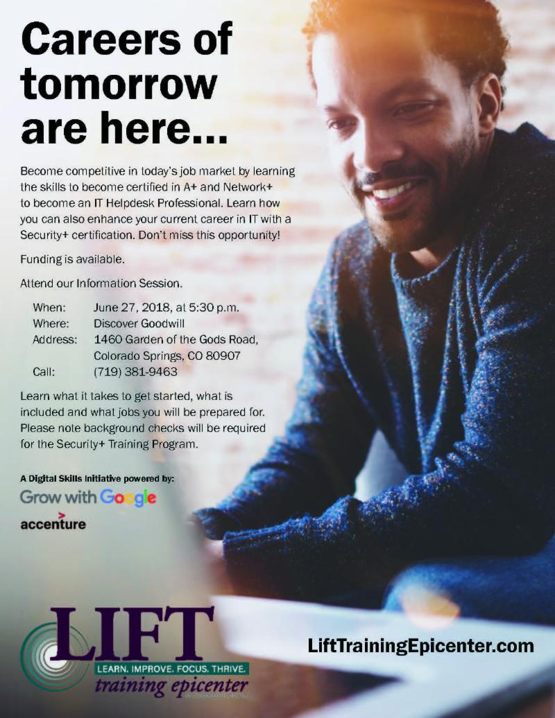 Goodwill IT Training- Info Night.