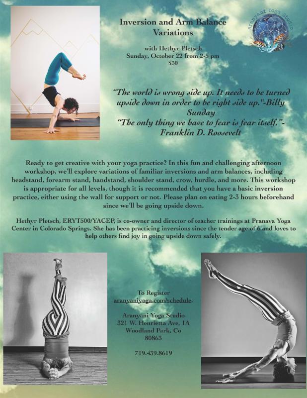 Aranyani Yoga