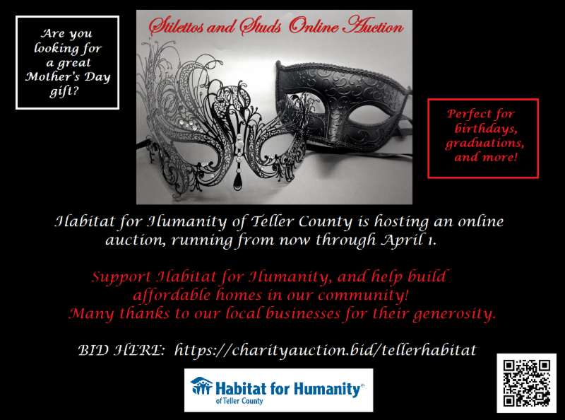 Habitat for Humanity Online Auction Fundraiser