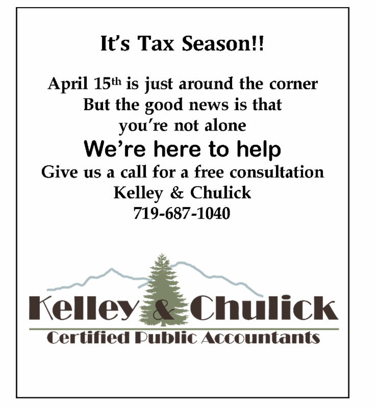Tax Season Kelley _ Chulick