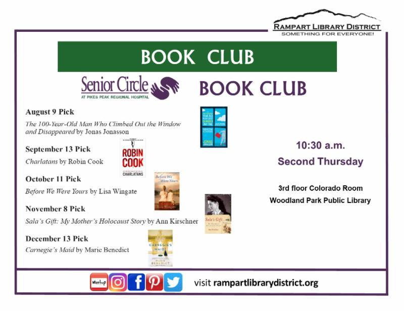 Senior Circle Booklist