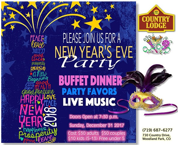 Country Lodge New Year
