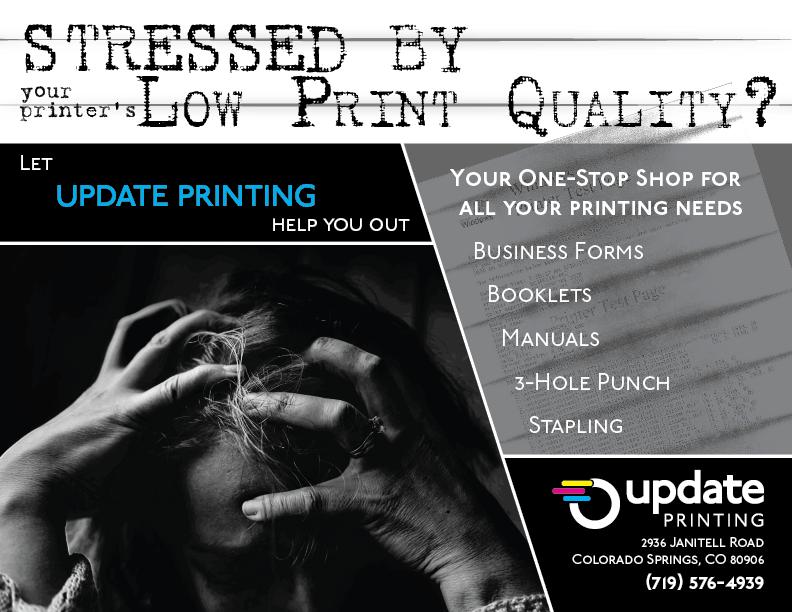 Update Printing