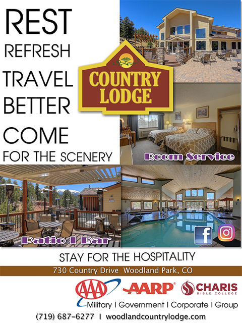 Stay at Country Lodge