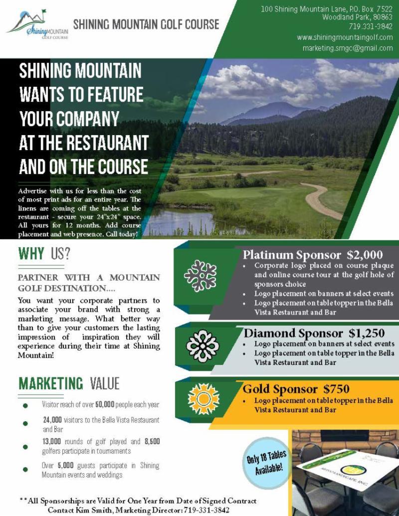 Shining Mountain