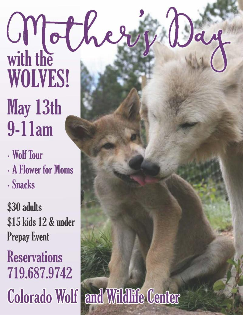 Wolf Center Mothers Day
