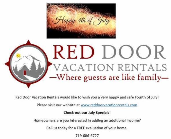 Red Door Vacation Rentals