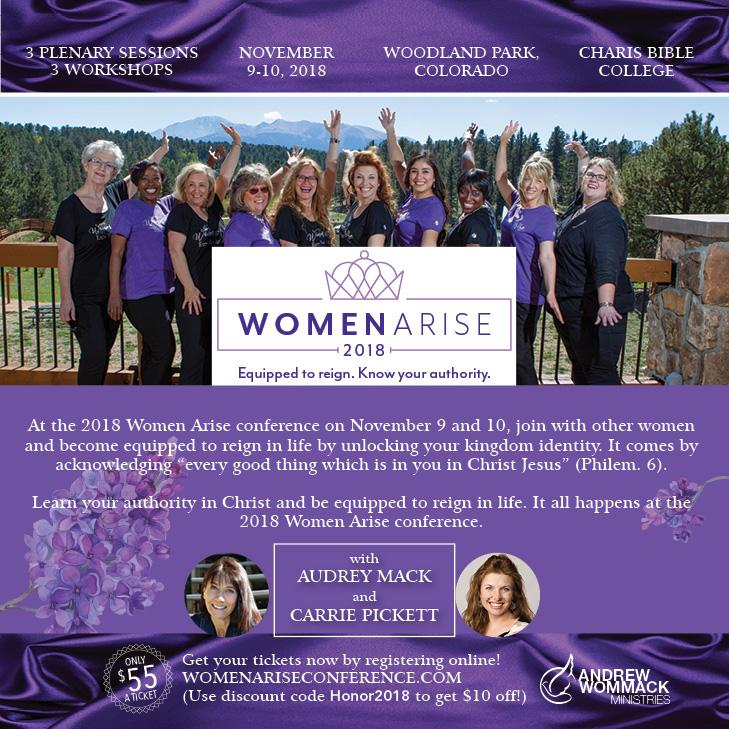 Women Arise Conference