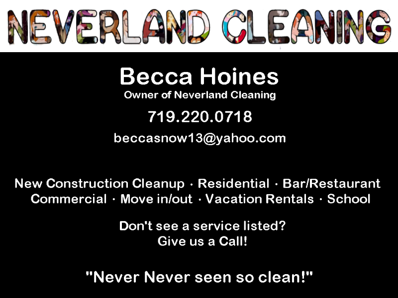 Neverland Cleaning