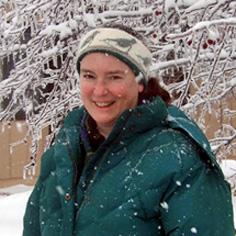 Bestselling author Kathleen Ernst.