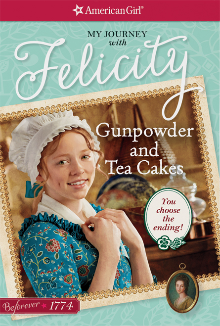Gunpowder and Tea Cakes - My Journey With Felicity