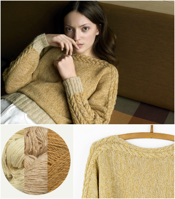 C6 (Cable 6) Pullover