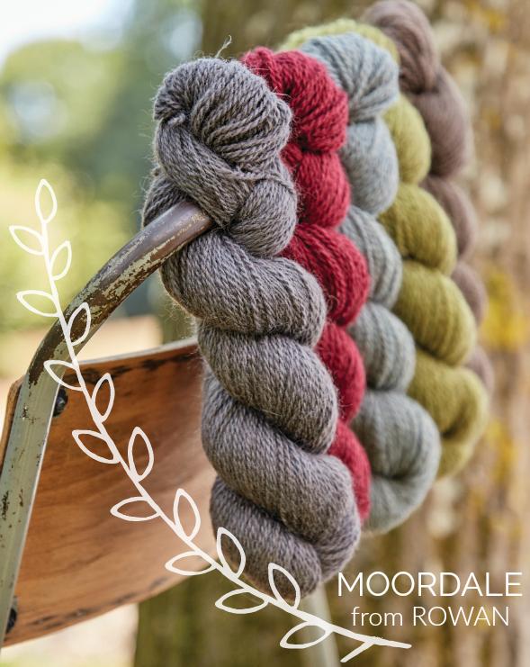 Moordale from Rowan