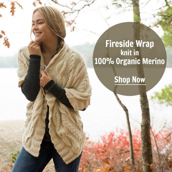 Fireside Wrap