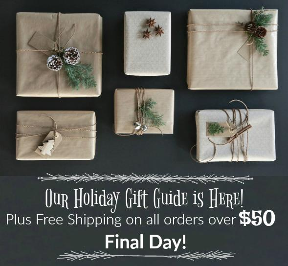 Holiday Gift Guide is Here!