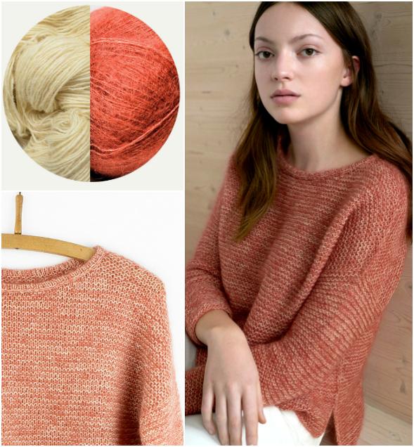 K (Knit) Sweater