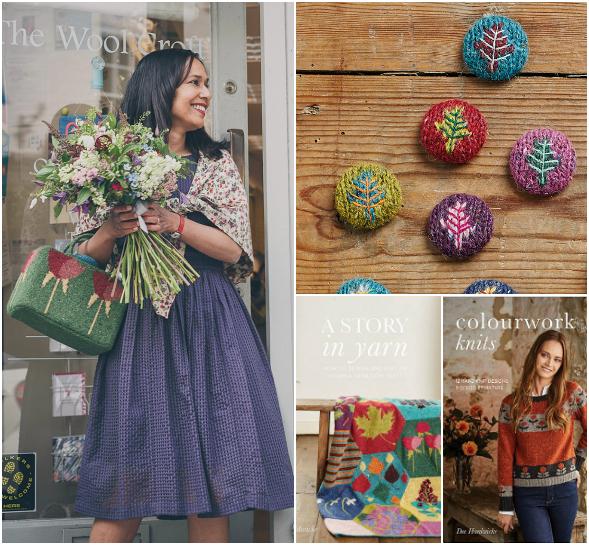 Rowan Knitwear Designer Dee Hardwicke