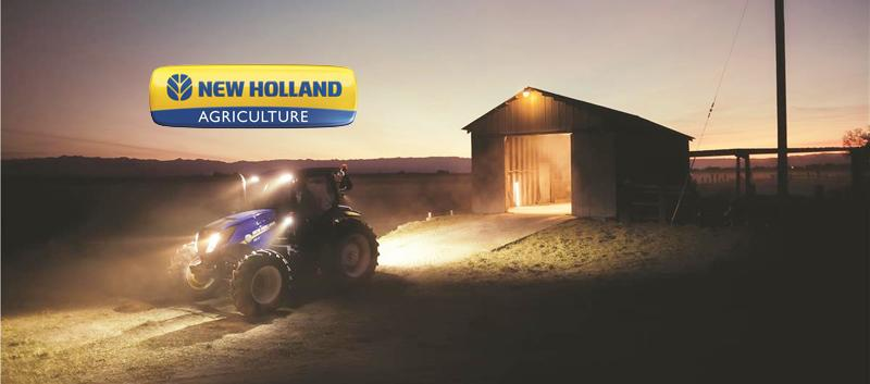 New Holland LED lights