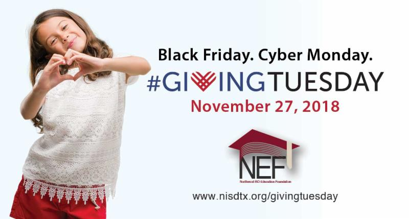 Giving Tuesday takes place Nov. 27