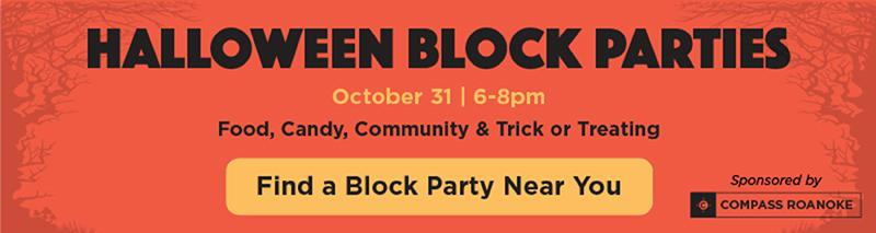 Compass Church Block Party on Oct. 31