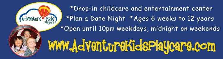 Adventure Kids Playcare Ad