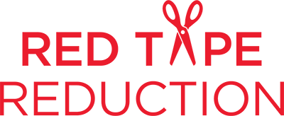 Red Tape Reduction logo