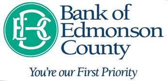 Bank of Edmonson County logo