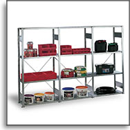 Shelving at SJF.com
