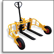 Manual All Terrain Pallet Jacks at SJF.com
