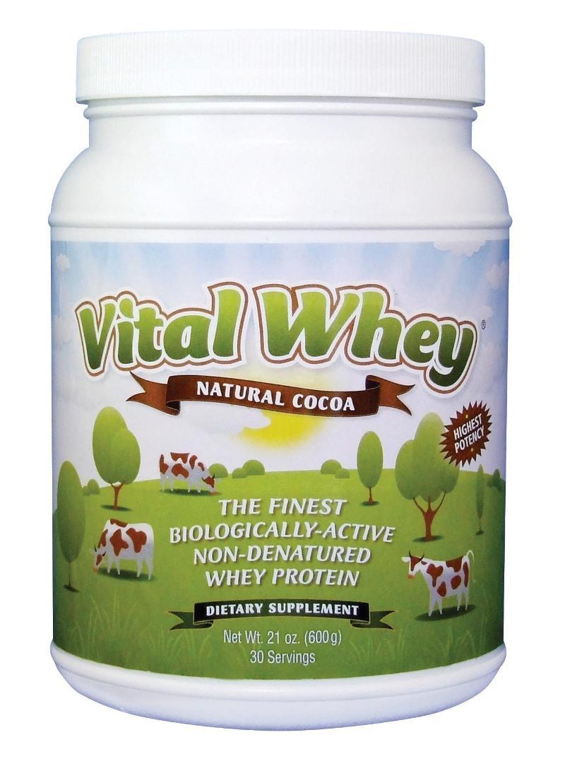 Natural Cocoa Whey