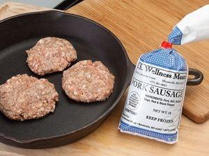 Sugar-Free Pork Sausage
