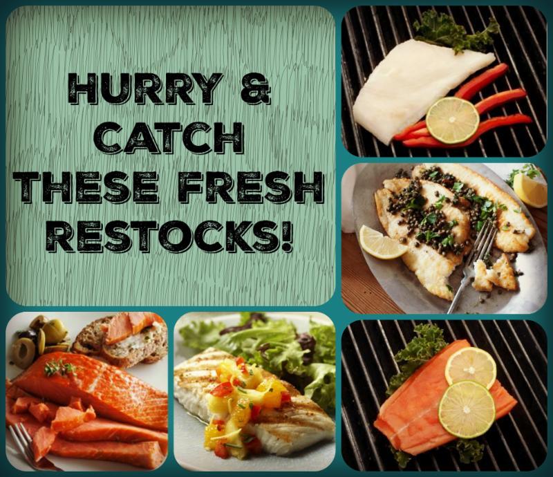 Seafood Restocks