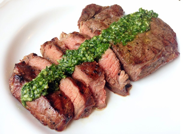 Bison Sirloin Steak