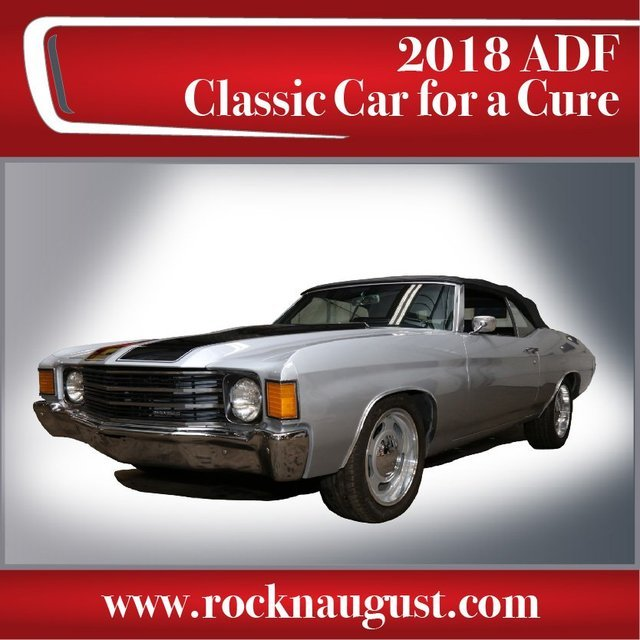 Car for a Cure