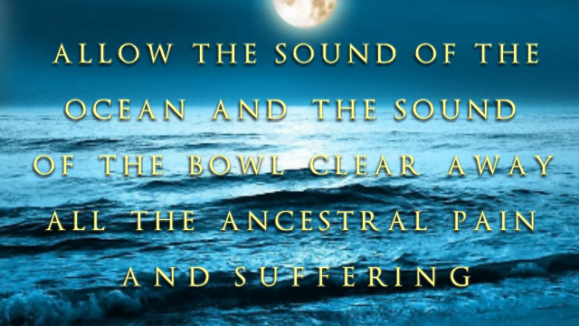 Heart Chakra Toning & Singing Bowl Energy Clearing
