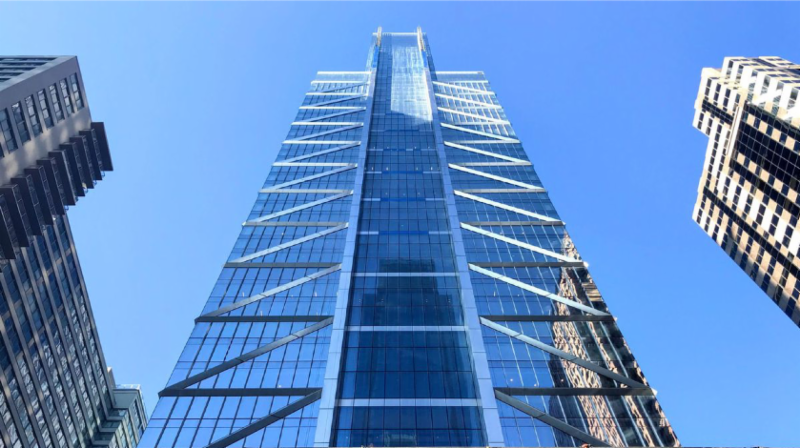 Comcast Technology Center in Philadelphia