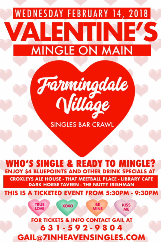 Village drinks speed dating