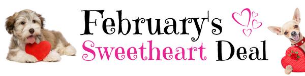 February Sweetheart Deal